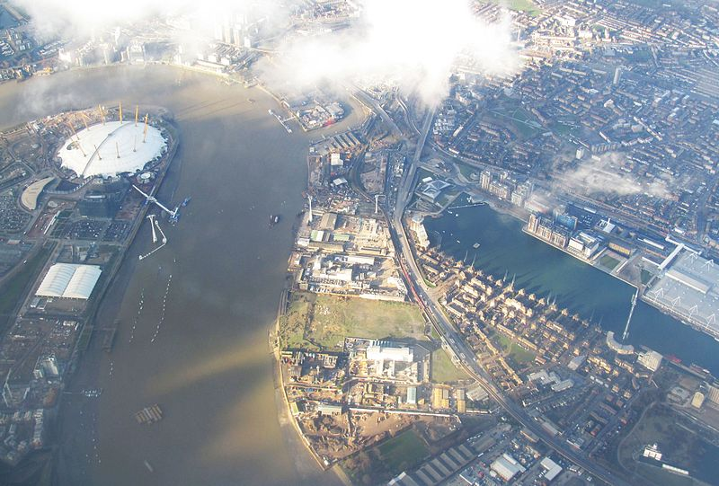 photo of West Silvertown